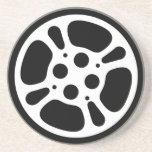 Film Reel / Movie Reel Coaster