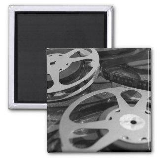Film Reel / Movie Reel Magnet