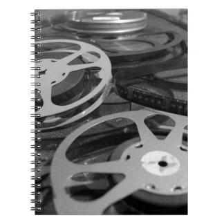 Film Reel / Movie Reel Notebook