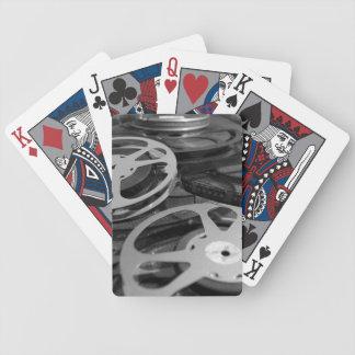 Film Reel / Movie Reel Playing Cards