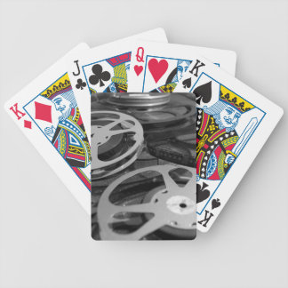 Film Reel / Movie Reel Playing Cards Bicycle Playing Cards