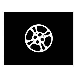 Film Reel / Movie Reel Post Card