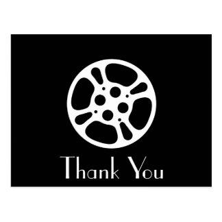 Film Reel / Movie Reel Thank You Card