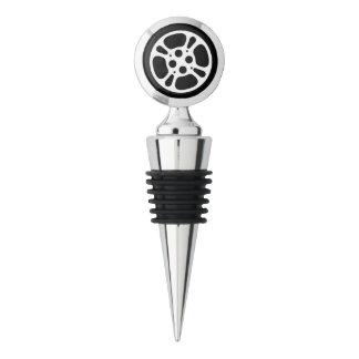 Film Reel / Movie Reel Wine Stopper