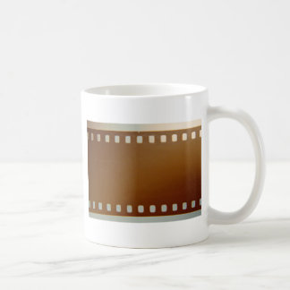 Film roll color coffee mugs