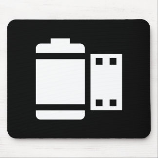 Film Roll Pictogram Mousepad
