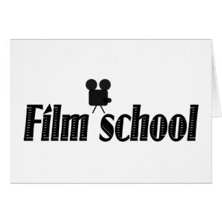 Film School Greeting Card