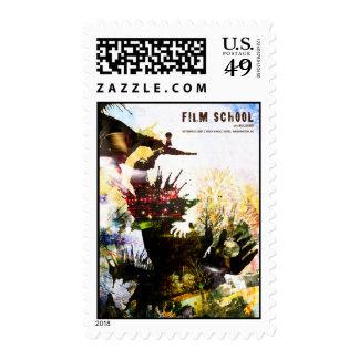 film school postage stamp