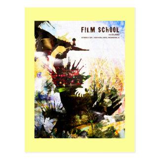 film school postcard