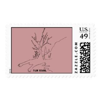 Film School Stamp