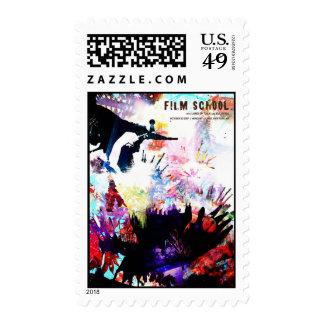 film school stamps
