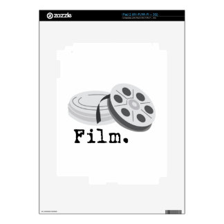 Film Skins For iPad 2