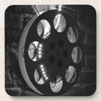 Film Spool coasters