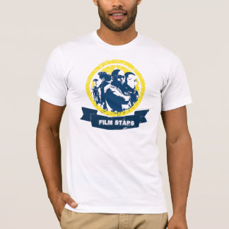 Film Stars Men's Fitted Tee