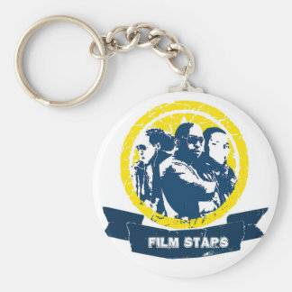 Film Stars Promo Items Keychain