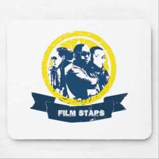 Film Stars Promo Items Mouse Pad