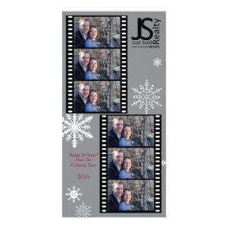 "Film Strip 8"" x 4"" Photocard Card"