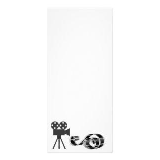 Film strip and film camera rack card