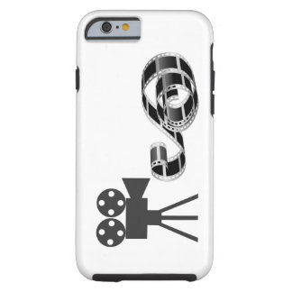 Film strip and film camera tough iPhone 6 case