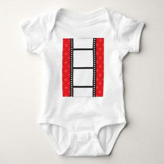 Film Strip Baby Bodysuit