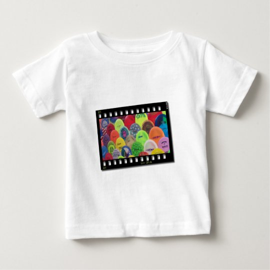 Film Strip Baby T-Shirt