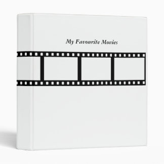 Film Strip Binder