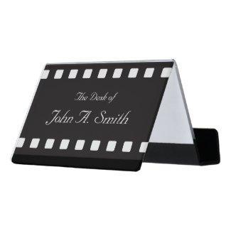 Film Strip Business Card Holder Desk Business Card Holder