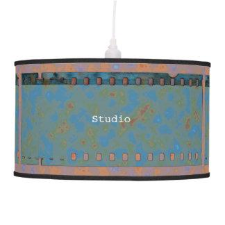 Film Strip Ceiling Lamp