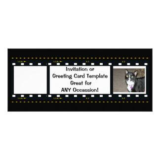Film Strip-Customize Free Custom Announcements