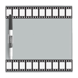 Film Strip Dry Erase Board