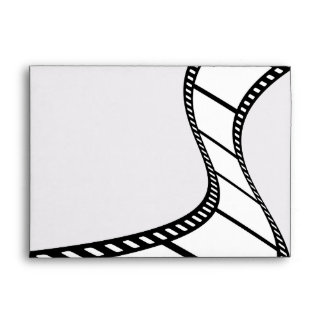 Film Strip Envelope