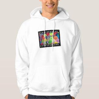 Film Strip Hooded Sweatshirt