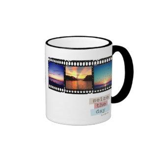 film strip instagram photo mug