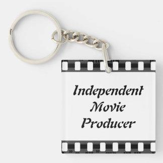 Film Strip Keychain
