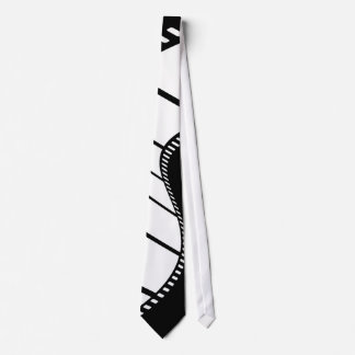 Film Strip Neck Tie