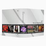 Film Strip Photo Book 3 Ring Binders