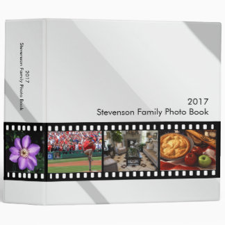 Film Strip Photo Book Binder