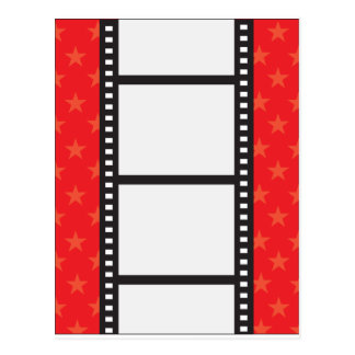 Film Strip Post Cards