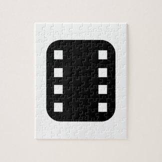 film strip jigsaw puzzle