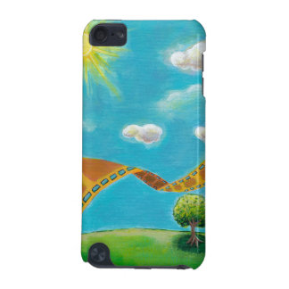 Film strip spring day photography movie fan art iPod touch (5th generation) cases