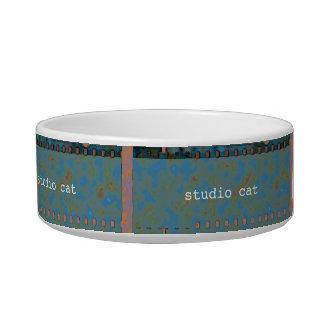 Film Strip, Studio Cat Bowl