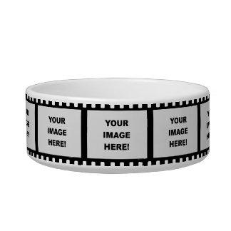 Film Strip Template Bowl