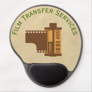 Film Transfer Service Business Customized Gel Mouse Pad