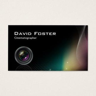 Film TV Photographer Cinematographer Business Card