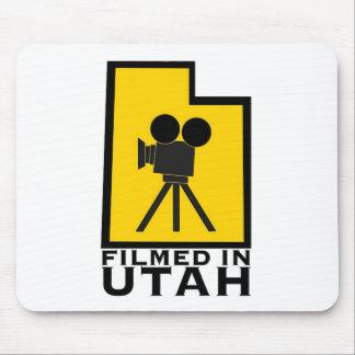 Filmado en el Swag de Utah Tapete De Raton