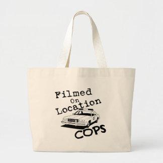Filmed On Location-Bag
