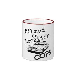 Filmed On Location-Mug Ringer Coffee Mug