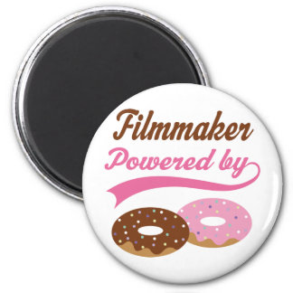 Filmmaker Funny Gift Fridge Magnet