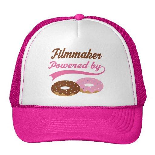 Filmmaker Funny Gift Mesh Hats