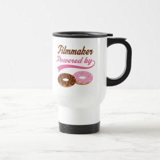 Filmmaker Funny Gift 15 Oz Stainless Steel Travel Mug